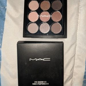 Mac  Eyeshadow x 9